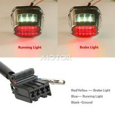 Motorcycle LED Tail Brake Light Fit Harley Dyna Low Rider FXDL Fat Bob FXDF
