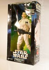 "Kenner Star Wars PRINCESS LEIA in Hoth Gear (Figure, 1998, 12-in) ""NEW"""
