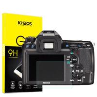 Khaos For PENTAX K-5II K-5IIs Tempered Glass Screen Protector