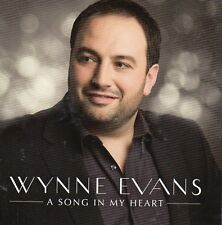 WYNNE EVANS - A SONG IN MY HEART      *NEW CD ALBUM*