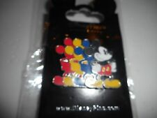Mickey Mouse With Blue Yellow And Red Shadows 3-D *****NEW***** Disney Pin