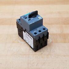 Siemens 3RV2021-4BA10 Circuit Breaker, 13-20 Amps, 260A - USED