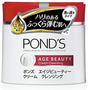 Unilever Ponds Age Beauty Cream Cleansing 9.5 oz(270g)
