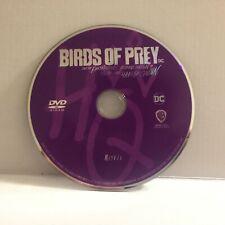 DC Comics Birds of Prey Harley Quinn Movie DVD Disc Only