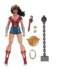 Dc Comics Bombshells Wonder Woman Designer Series Action Figure By Ant Lucia