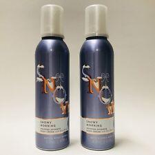 2 Bath & Body Works Neigeux MATIN battu brillance crème pour le corps 157ml
