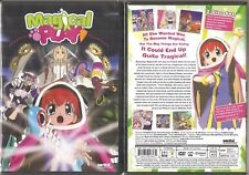 Magical Play - Complete Anime Collection (DVD, 2013, 2-Disc Set) BRAND NEW