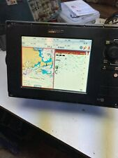 Simrad Model Nss 8 Multi Function Unit - chart, depth & radar capabilities