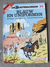 Blauwbloezen nr 10 EERSTE DRUK 1976