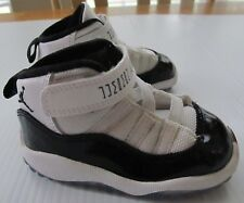 Toddler Boy's Air Jordan 378040-0107 Retro 11 TD Concord 2011 Size 5 C Michael
