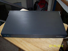 Cisco 2520 Frame Relay Router, AC cable, 4 DCE/DTE, console cable, and brackets