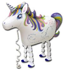 Premium Licorne en forme de feuille ballon Enfants Fête D'Anniversaire Décoration Cadeau NOUVEAU