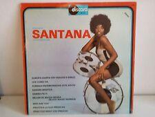 The sound of SANTANA BY stephens collins discara 176