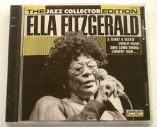 Neuf Emballé CD Ella Fitzgerald Jazz Collector 16 Chansons