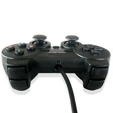 Brand New For PC Computer USB Game Controller Pad Gamepad Joypad Joystick Black