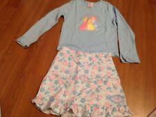 GIRLS  Disney Store  Princess Top and skirt size 6/6x  SET 2 PC