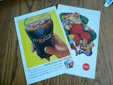 Coca-Cola Color print ads (2)