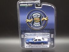 2021 GREENLIGHT 2011 FORD CROWN VICTORIA POLICE INTERCEPTOR KANSAS HWY PATROL 12