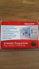 Honeywell ST9400c programador termostato 7 día, 2 Canales, 3 días de encendido/apagado por día