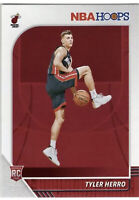 Tyler Herro Rookie Card Rc Miami Heat 🔥 Hot! 2019-20 NBA Hoops Panini