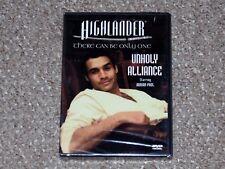 Highlander: The Series - Unholy Alliance DVD 2004 Brand New Anchor Bay