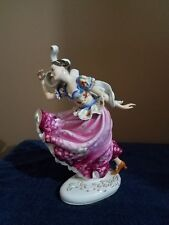 Royal Doulton ~ Columbine Figurine Hn 2738 (1982) Prestige Coll. ~ Signed By Md