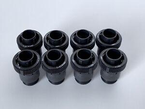 AMP 206429-1 (8 Pcs) Circular Connectors 4 Position SZ 11