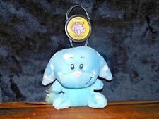 Mcdonalds Neopets Kacheek Cloud Clip On Zipper Pull Stuffed Plush Figure Toy