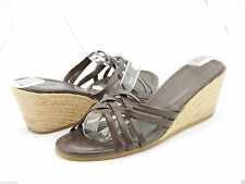 Synthetic Leather Wedge Shoes for Women NEXT