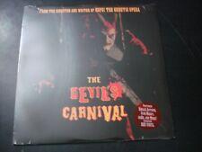 f53758a30723 SEALED THE DEVIL S CARNIVAL SOUNDTRACK LP RECORDSLIPKNOT RED VINYL LIMITED