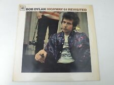 BOD DYLAN - HIGHWAY 61 REVISITED - LP 1967 MONO CBS 62572  ITALY - VG/VG+