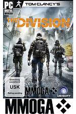 Tom Clancy's The Division - PC Digital Download Key - Uplay Ubisoft Code [DE/EU]