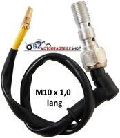 M10 x 1,0 Hydraulischer Bremslichtschalter ( wie TRW - LUCAS MCF 937 )