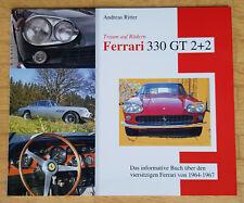 "Buch ""Ferrari 330 GT 2+2"" von Andreas Ritter, 2008"
