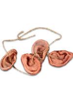 The Walking Dead Daryl Dixon Ears Necklace Replica - Collana Orecchie Zombie TOT