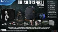 The Last of Us Part II -- Ellie Edition (Sony PlayStation 4, 2020)- IN HAND NOW