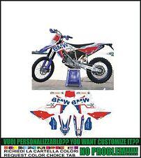 kit adesivi stickers compatibili g 450 x factory team italy