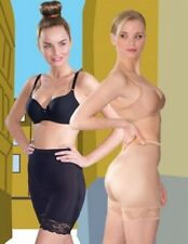 MAGIC Shapewear Girdle Slimming tummy hips thighs Lace trim or without size 8-22