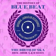 Various Artists - History of Blue Beat: BB76 BB100 A&B Sides / Various [New CD]