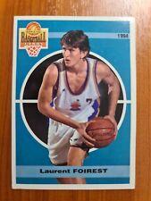 Carte basketball cards Panini 1994 Olympique Antibes SNB #4 Laurent Foirest