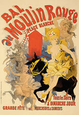 Art Poster - Moulin Rouge - Grande Fete - Deco - Ball A3 Art Poster Print