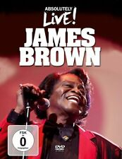 JAMES BROWN - Absolutely Live! NEU&OVP