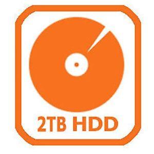 2TB HDD (Hard Disk Drive) for CD/DVD Duplicator