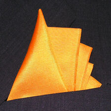 """Classic Silk Pocket Square by Royal Silk- Full Sized 16""""x16"""" - 30 Colors"""