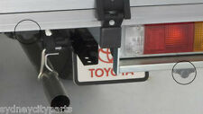 TOYOTA HILUX REVERSE PARK SENSOR KIT CAB CHASSIS 4 HEAD FROM JULY 15> GENUINE