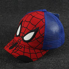 Kids Boys Girl Baseball Caps Adjustable Snapback Hip-hop Summer Toddler Sun Hat