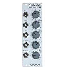 Doepfer A 120 Moog Type Vcf / 24Db Low Pass Filter
