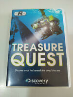 Treasure Quest Discovery Channel TV Serie - 6 x DVD Ingles - 3T