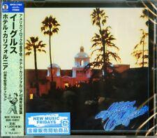 EAGLES-HOTEL CALIFORNIA REMASTER-JAPAN CD D20