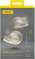 Jabra Elite 65t True Wireless Earbuds Retail Box Manufacturer Refurbished